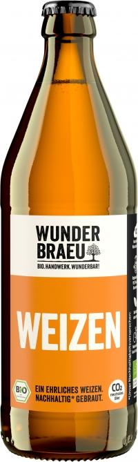 Wunderbraeu Weizen BIO 20*0,5l