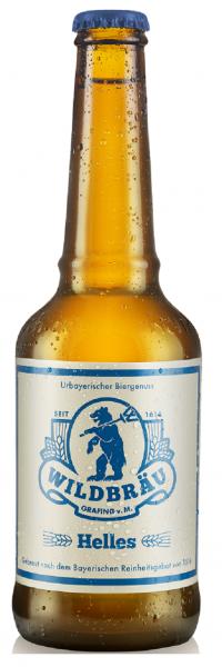 Wildbräu Grafinger Helles 20*0,33l