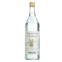 Stettner Williamsbirne 1,0 l Flasche- Flasche